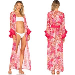 NWOT Lovewave The Hallie Maxi Robe